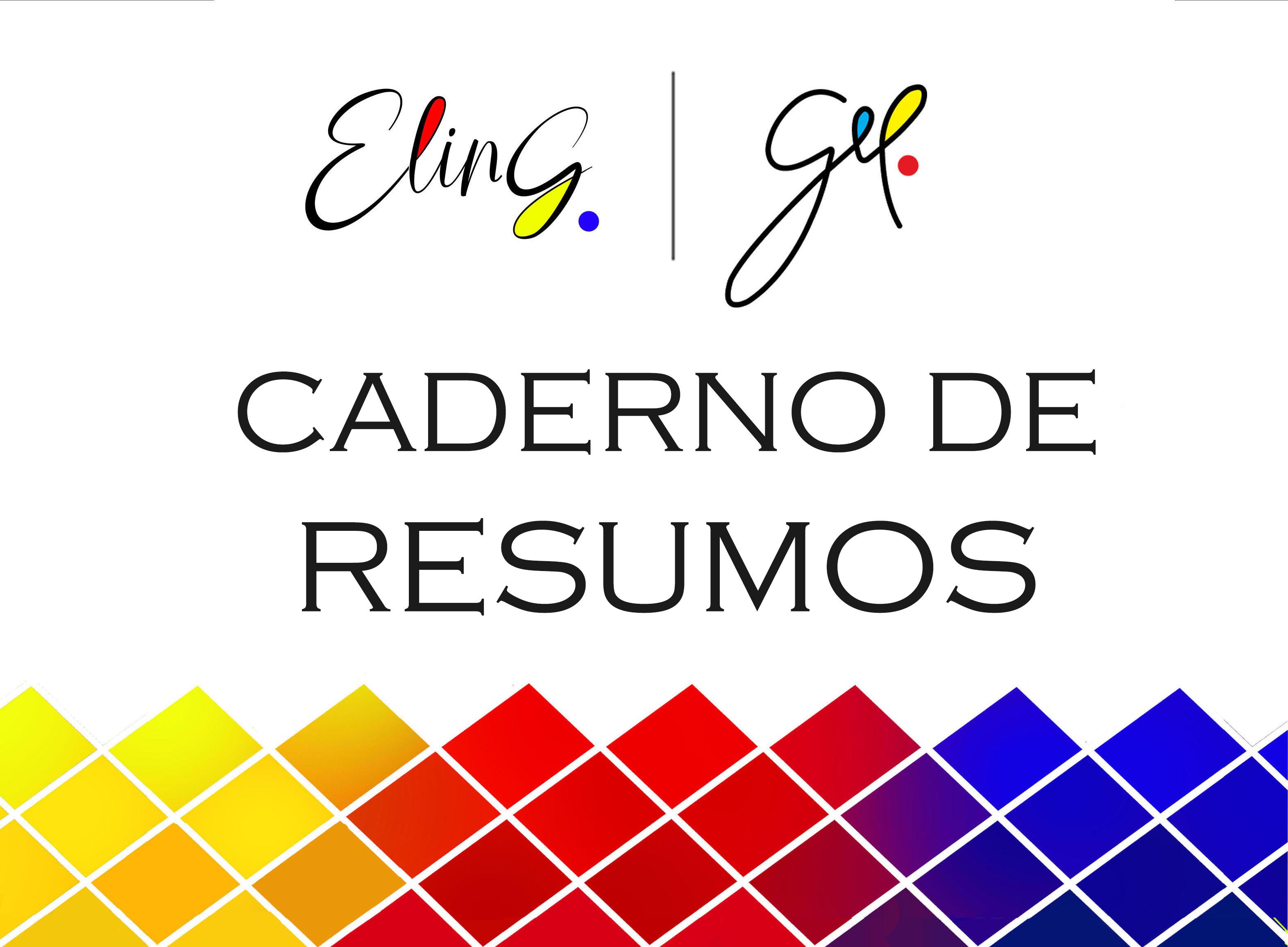 Caderno de resumos - I ELinG