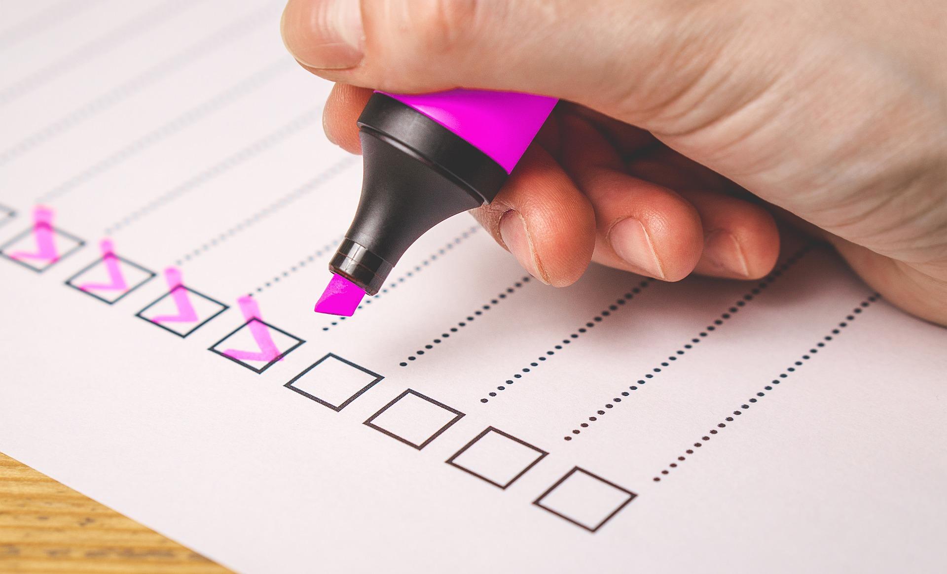 Critérios de avaliação de resumos (2019)