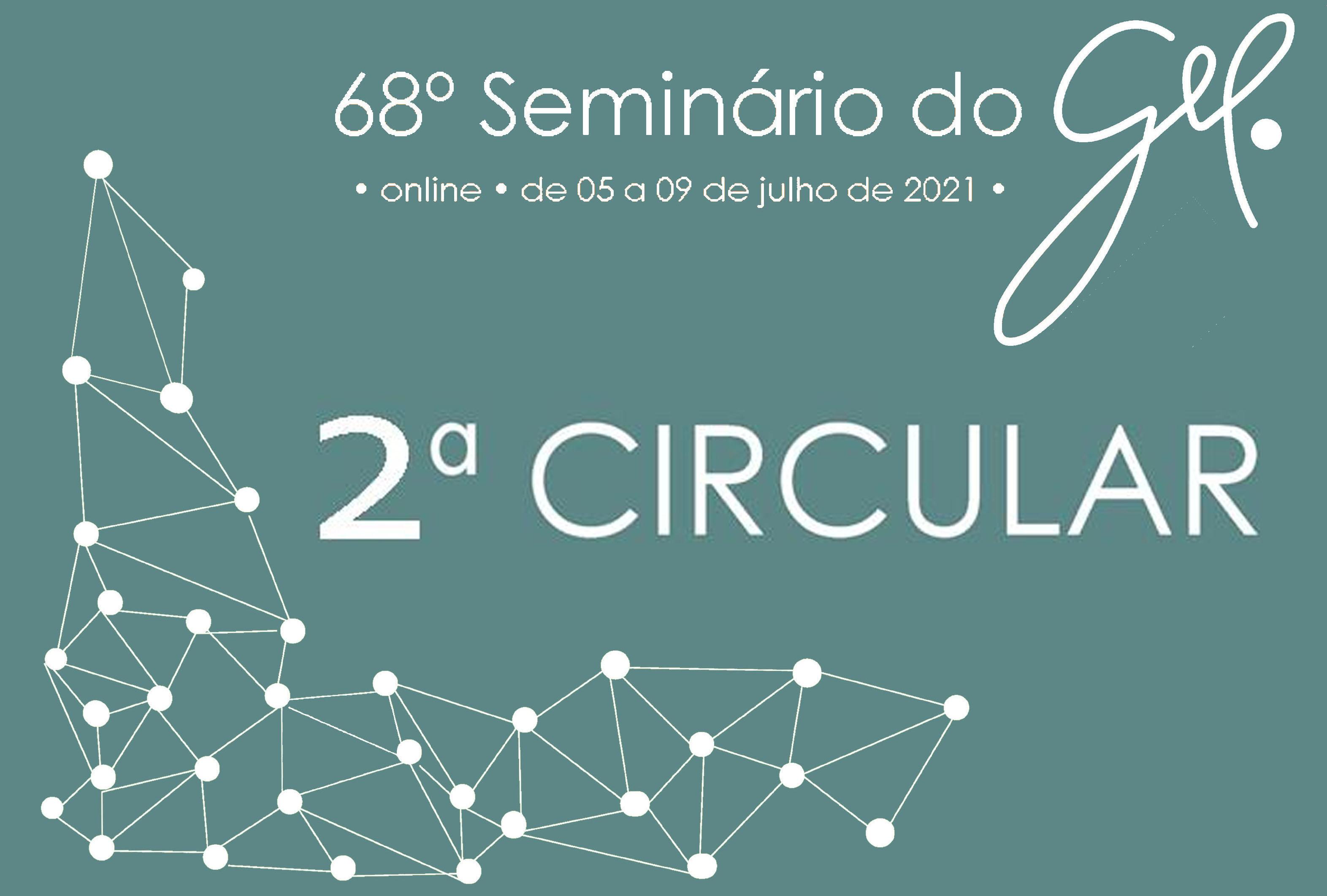 2ª Circular - 68º Seminário