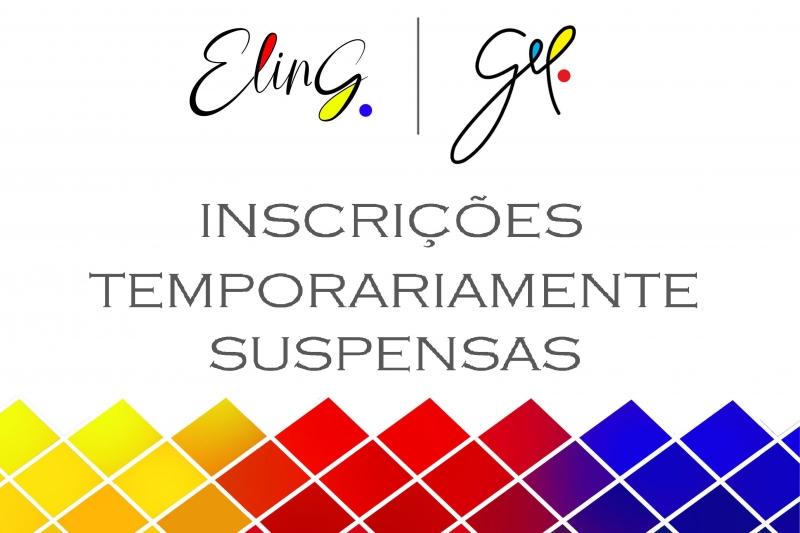 Mensagem da Diretoria do GEL 2017 - 2019 sobre a I ELinG